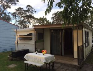Vans and Cabins for SaleRegatta Point Holiday Park